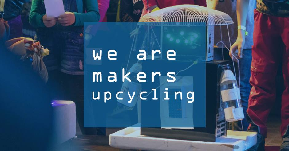 Upcycling Berlin we are makers ber #22 - making + upcycling at berlin - doit
